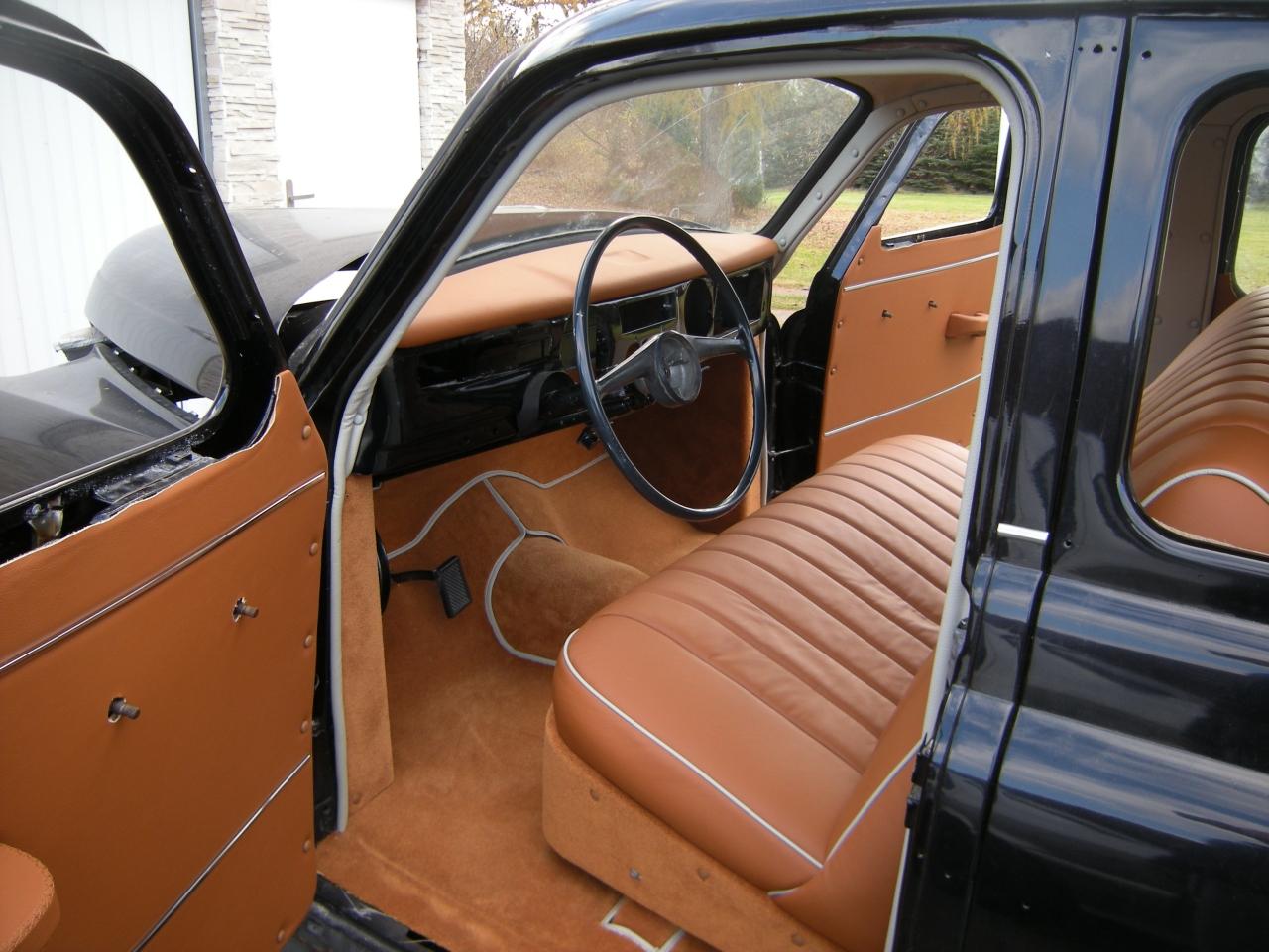 tapicerka samochodowa po renowacji